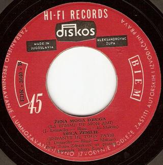 Toma Zdravkovic - Diskografija R-195811