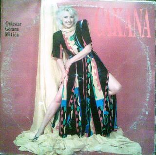 Cakana - Dragica Radosavljevic - Diskografija  R-197013