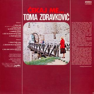 Toma Zdravkovic - Diskografija R-197514