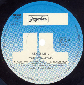 Toma Zdravkovic - Diskografija R-197516