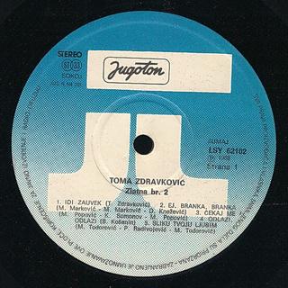 Toma Zdravkovic - Diskografija R-197535