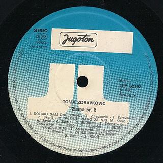 Toma Zdravkovic - Diskografija R-197538
