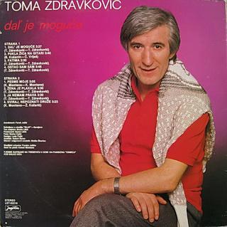 Toma Zdravkovic - Diskografija R-197542