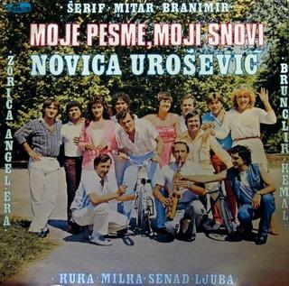 Novica Urosevic - Diskografija  R-198310