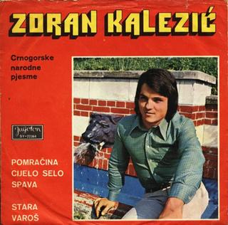 Zoran Kalezic - Diskografija R-198714