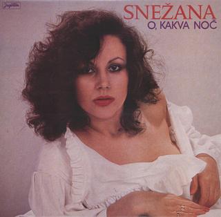 Snezana Savic - Diskografija R-199014