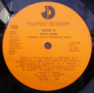 Milan Babic - Diskografija 2 R-199312
