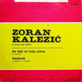 Zoran Kalezic - Diskografija R-201410