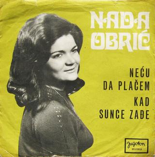 Nada Obric - Diskografija  R-201932