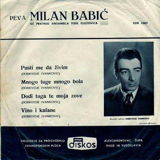 Milan Babic - Diskografija 2 R-202611