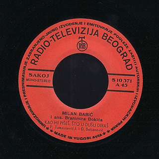 Milan Babic - Diskografija 2 R-202614