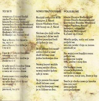 Extra Nena ( Snezana Beric ) - Diskografija  R-202812