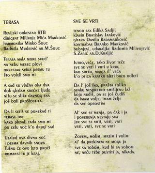 Extra Nena ( Snezana Beric ) - Diskografija  R-202814