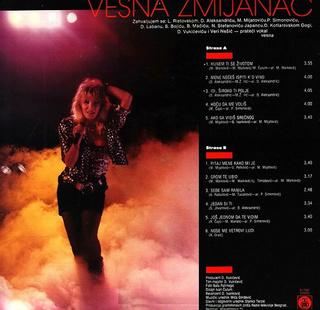 Vesna Zmijanac - Diskografija R-202913