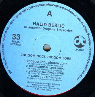 Halid Beslic - Diskografija R-205020