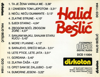 Halid Beslic - Diskografija R-205512