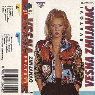 Vesna Zmijanac - Diskografija R-206213