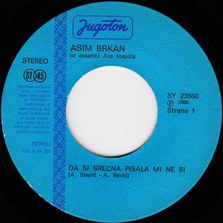 Asim Brkan - Diskografija 2 R-206312