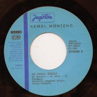 Kemal Monteno - Diskografija  R-206912