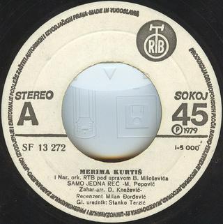 Merima Kurtis Njegomir - Diskografija  R-207536