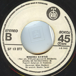 Merima Kurtis Njegomir - Diskografija  R-207537