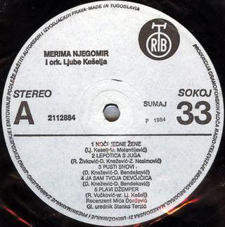 Merima Kurtis Njegomir - Diskografija  R-207541