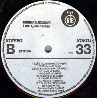 Merima Kurtis Njegomir - Diskografija  R-207542