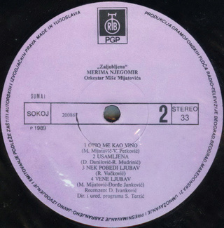 Merima Kurtis Njegomir - Diskografija  R-207546