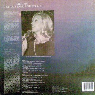 Merima Kurtis Njegomir - Diskografija  R-207548