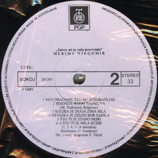 Merima Kurtis Njegomir - Diskografija  R-207550