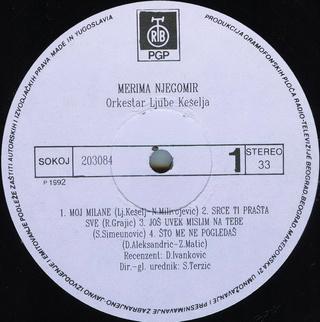 Merima Kurtis Njegomir - Diskografija  R-207553