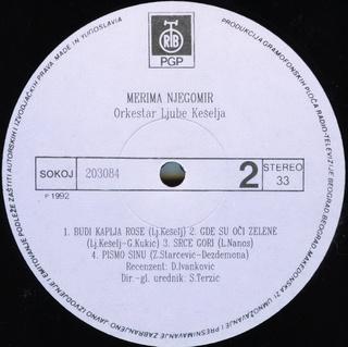 Merima Kurtis Njegomir - Diskografija  R-207554