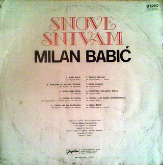 Milan Babic - Diskografija 2 R-207619