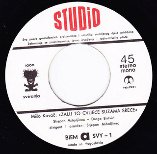 Miso Kovac - Diskografija  R-207624