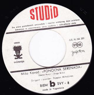 Miso Kovac - Diskografija  R-207711