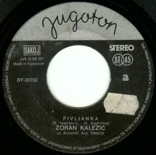 Zoran Kalezic - Diskografija R-208412