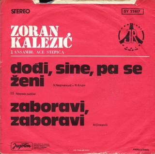 Zoran Kalezic - Diskografija R-208415