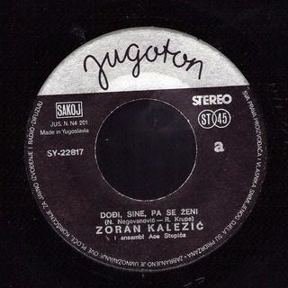 Zoran Kalezic - Diskografija R-208416