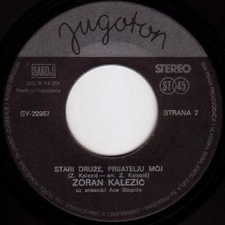 Zoran Kalezic - Diskografija R-208420