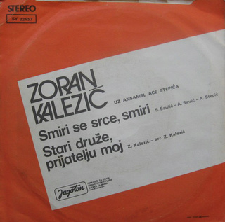 Zoran Kalezic - Diskografija R-208421