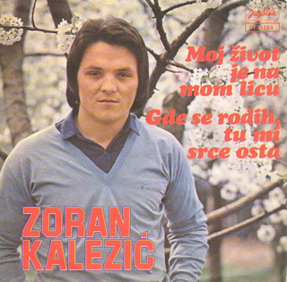 Zoran Kalezic - Diskografija R-208422
