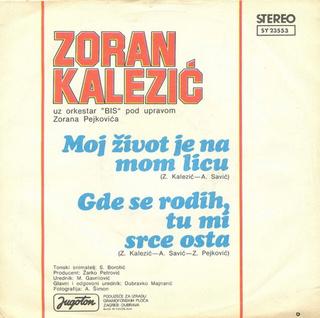Zoran Kalezic - Diskografija R-208423
