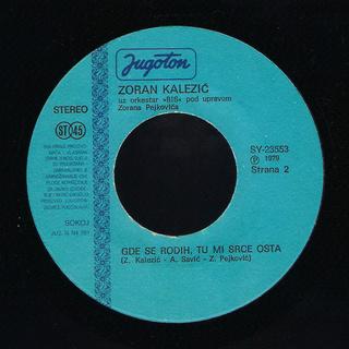 Zoran Kalezic - Diskografija R-208425