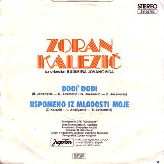 Zoran Kalezic - Diskografija R-208426