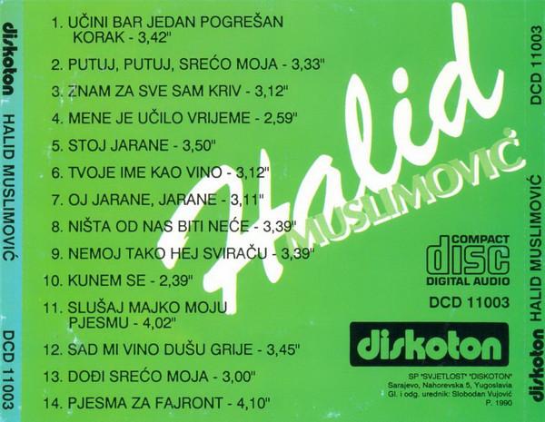 Halid Muslimovic - Diskografija R-208610