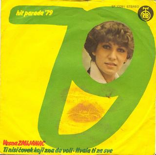 Vesna Zmijanac - Diskografija R-208711
