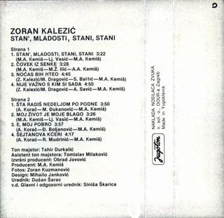 Zoran Kalezic - Diskografija R-208714