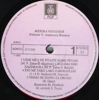 Merima Kurtis Njegomir - Diskografija  R-209020