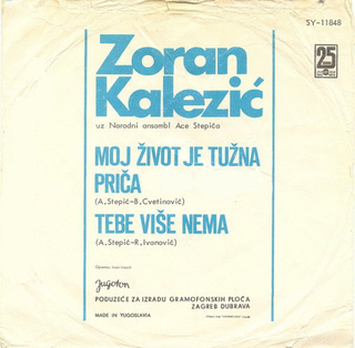 Zoran Kalezic - Diskografija R-209211