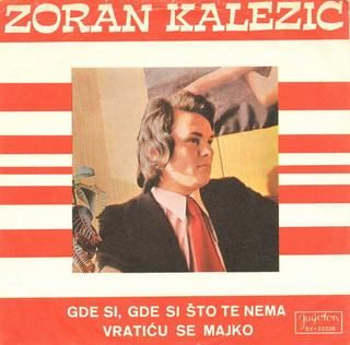 Zoran Kalezic - Diskografija R-209215
